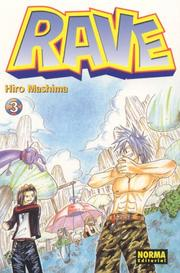 Cover of: Rave Master vol. 3