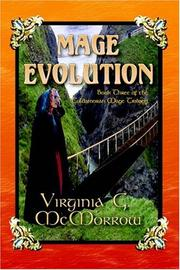 Cover of: Mage Evolution | Virginia G. McMorrow