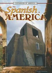 Cover of: The Spanish In America (The Expansion of America II)
