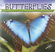 Cover of: Butterflies (Insects) | J. Cooper