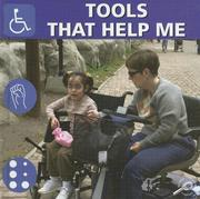 Cover of: Tools That Help Me (The World Around Me)