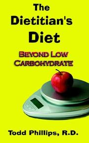 Cover of: The Dietitian