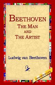 Cover of: Beethoven |