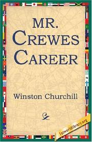 Cover of: Mr. Crewe's career