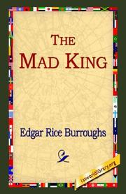 Cover of: The Mad King