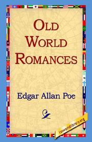 Cover of: Old World Romances