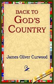 Cover of: Back to God's country