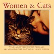 Cover of: Women & cats |
