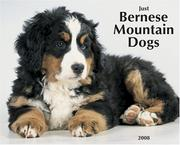 Cover of: Just Bernese Mountain Dogs 2008 Calendar (Just) | Willow Creek Press