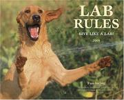 Cover of: Lab Rules 2008 Calendar | Willow Creek Press