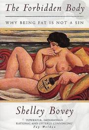 Cover of: The forbidden body
