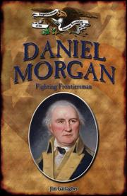 Cover of: Daniel Morgan