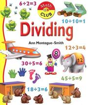 Cover of: Dividing (Math Club) | Ann Montague-Smith