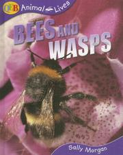 Cover of: Bees and Wasps (Qeb Animal Lives) |