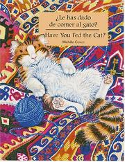 Cover of: Le has dado de comer al gato? =