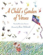 Cover of: A Child's Garden of Verses by Robert Louis Stevenson
