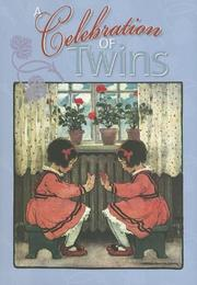 Cover of: A Celebration of Twins