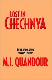 Cover of: Lost in Chechnya | M., I. Quandour