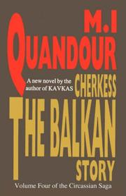 Cover of: The Balkan Story | M., I. Quandour