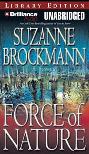 Cover of: Force of Nature: A Novel (Troubleshooters)