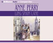 Cover of: Long Spoon Lane (Thomas and Charlotte Pitt)