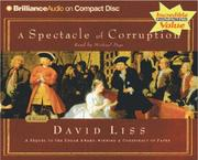 Cover of: Spectacle of Corruption, A