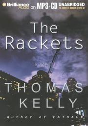 Cover of: Rackets, The | Thomas Kelly