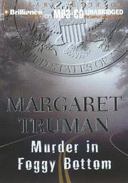 Cover of: Murder in Foggy Bottom (Capital Crimes