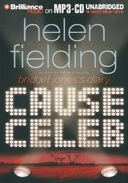 Cover of: Cause Celeb | Helen Fielding