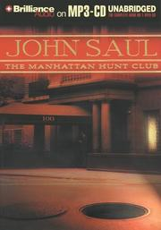Cover of: Manhattan Hunt Club, The