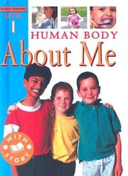 Cover of: Human Body: About Me (Science Starters)