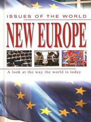 Cover of: New Europe