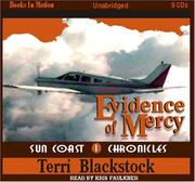 Cover of: Evidence of Mercy (Suncoast Chronicles Series #1)