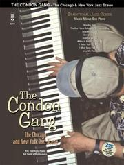 Cover of: Music Minus One Piano Traditional Jazz Series: The Condon Gang | Ray Skjelbred