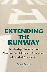 Cover of: Extending the Runway
