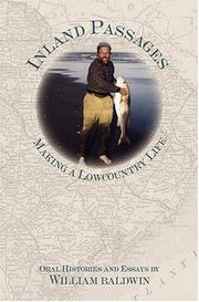 Cover of: Inland Passages