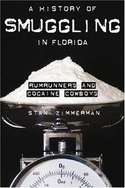 Cover of: A History of Smuggling in Florida