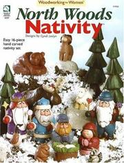 North woods nativity