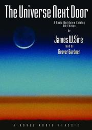 Cover of: Universe Next Door | James W. Sire