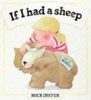 Cover of: If I Had a Sheep