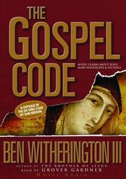 Cover of: The Gospel Code | Ben, III Witherington