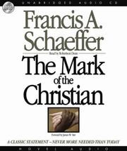 Cover of: The Mark of a Christian