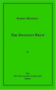 Cover of: The Sweetest Fruit