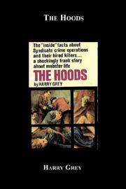 Cover of: The Hoods | Harry Grey