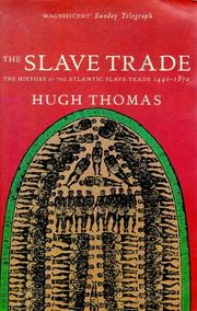 Cover of: Slave Trade, The |