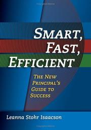 Cover of: Smart, Fast, Efficient | Leanna Stohr, Ph.D. Isaacson