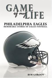 Cover of: Game of My Life Philadelphia Eagles