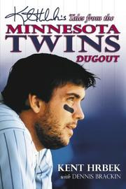 Cover of: Kent Hrbek