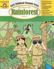 Cover of: All About the Rain Forest