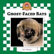 Cover of: Ghost-Faced Bats (Bats Set II) |